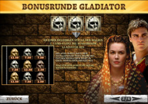 Gladiator Feature