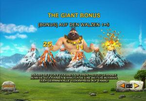 Jackpot Giant Bonus