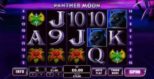 Panther Moon Vorschau