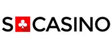 S Casino Logo