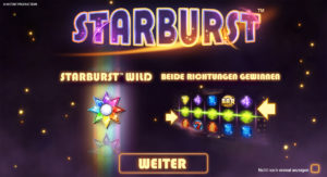 Starburst Feature