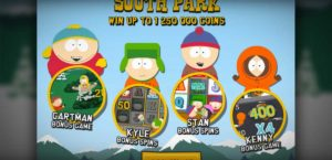 South Park Features